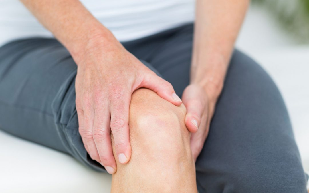 Your Knee Pain May Be Coming From Your Back